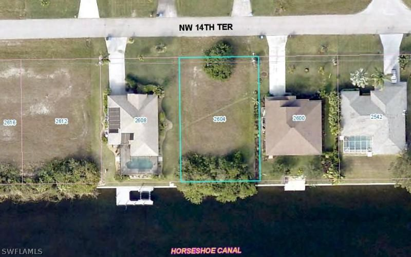 2604 Nw 14th Terrace, Cape Coral, Fl 33993