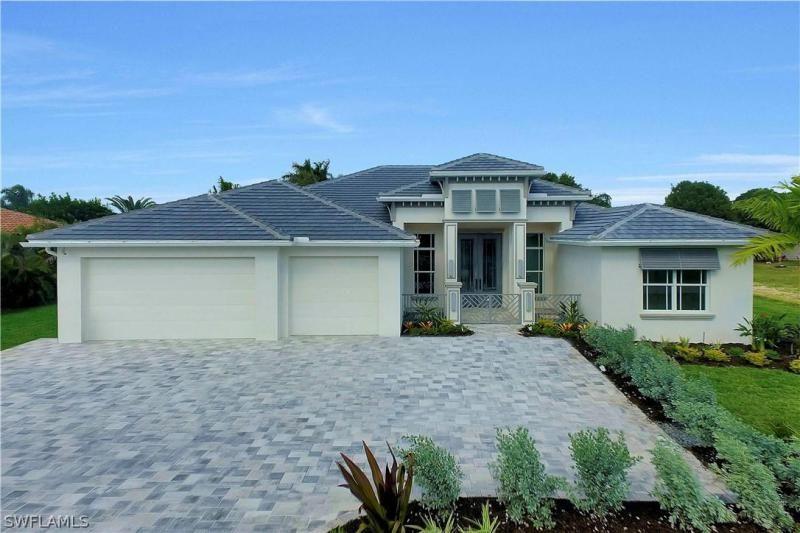627 Rose Garden Road, Cape Coral, Fl 33914