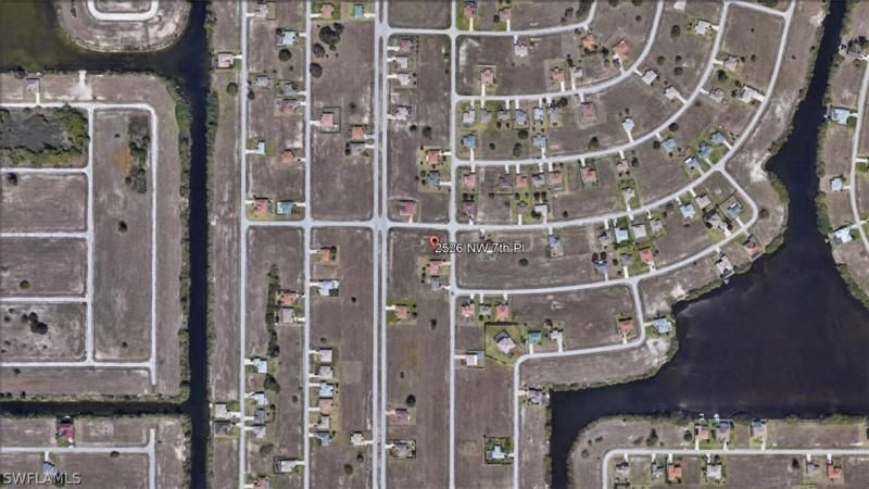2526 Nw 7th Place, Cape Coral, Fl 33993