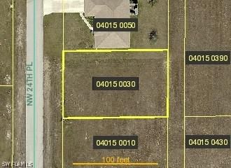 617 Nw 24th Place, Cape Coral, Fl 33993