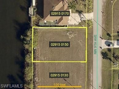 1700 Nw 9th Avenue, Cape Coral, Fl 33993