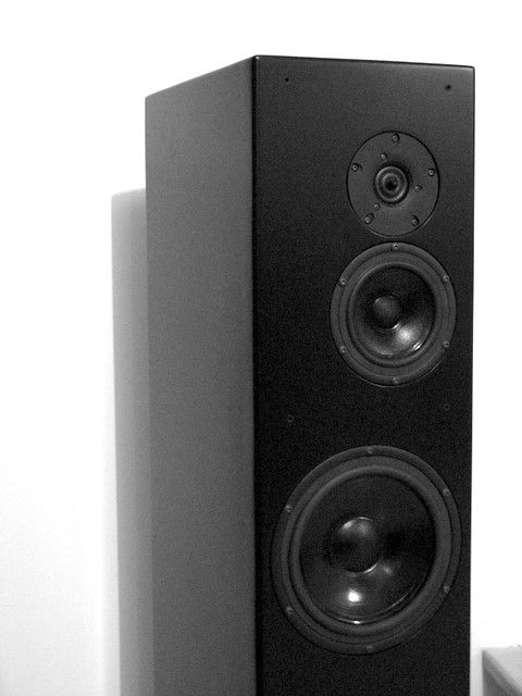 Astasia Prject - 3 ways loudspeakers