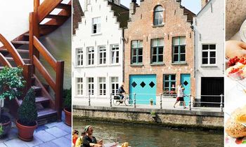 Brugge - Bed & Breakfast - Huyze Walburga