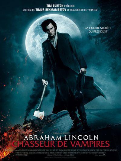 Abraham Lincoln Vampire Hunter 3D 2012 1080P French AC3 HALF-SBS-Mee