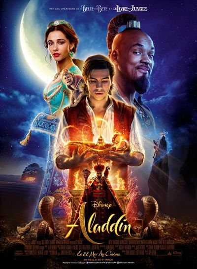 Aladdin 2019 Fr 1080p 3D BluRay Half-OU x264 TrueHD 7 1 Mee