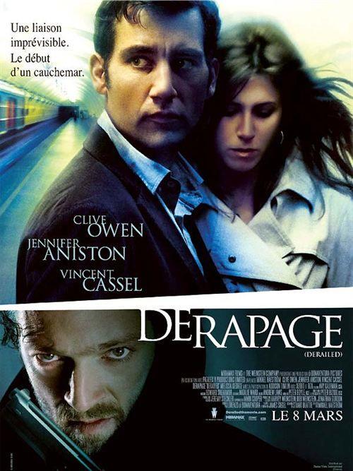 Dérapage (Derailed) (2005) DC  MULTi-VF2 [1080p] BluRay x264-PopHD