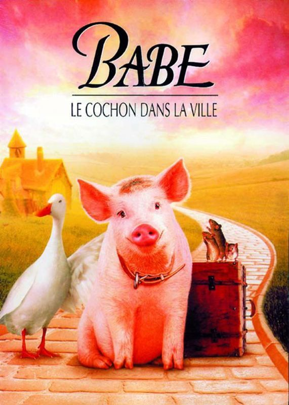 Babe pig in the city 1998 Bluray 1080p VOST Multisub x264