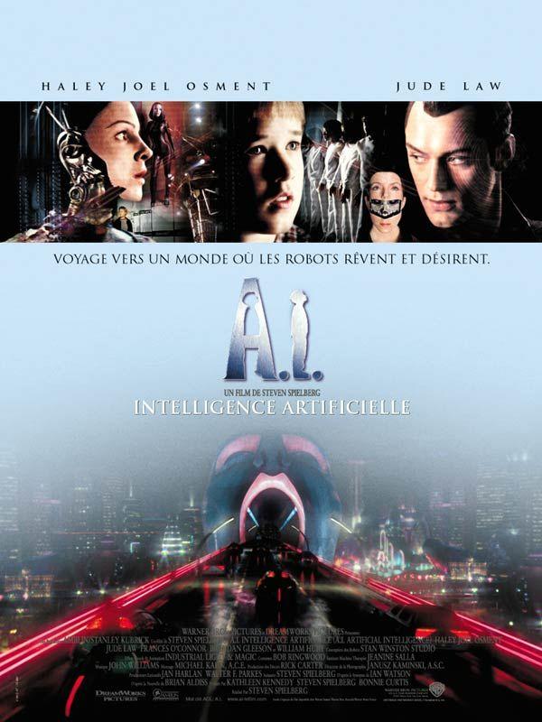 A I  Intelligence Artificielle 2001 1080p MULTI TRUEFRENCH Bluray Remux DTS-HD MA VC1-FtLi