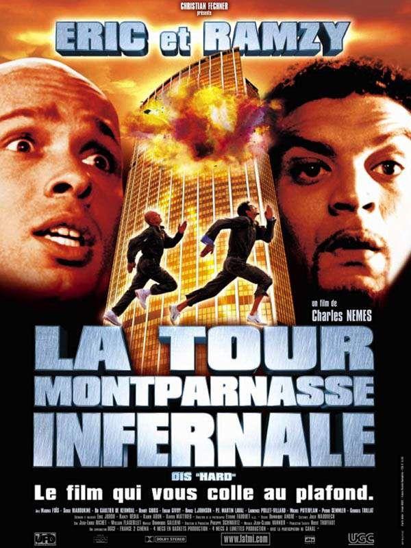 La Tour Montparnasse Infernale 2001 FRENCH 1080p WEB x265-SLM