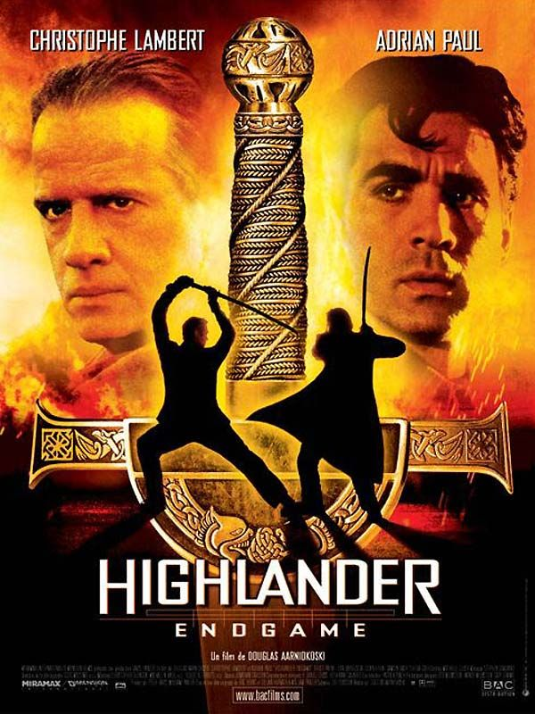 Highlander Endgame (2000) - HDLIGHT 1080p x264 truefrench