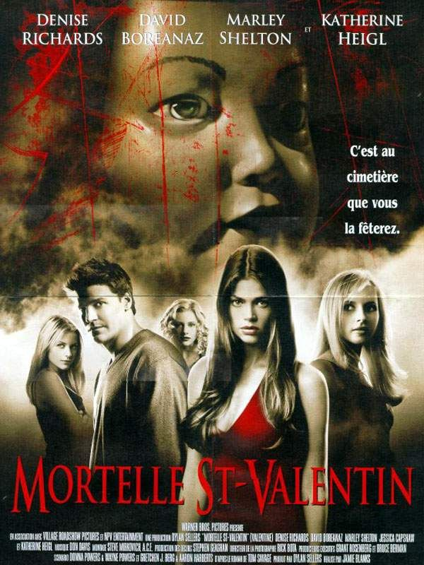 Mortelle St Valentin 2001 DVDRIP 720P TRUEFRENCH-Pyfane
