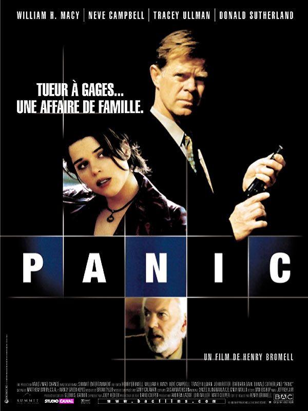 PANIC  - ( 2001 ) - FRENCH - DVDRIP - ( X264 - AAC )