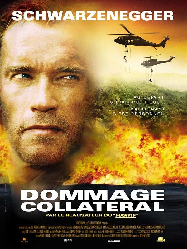 Collateral Damage 2002 MULTi 1080p BluRay x265-CHK