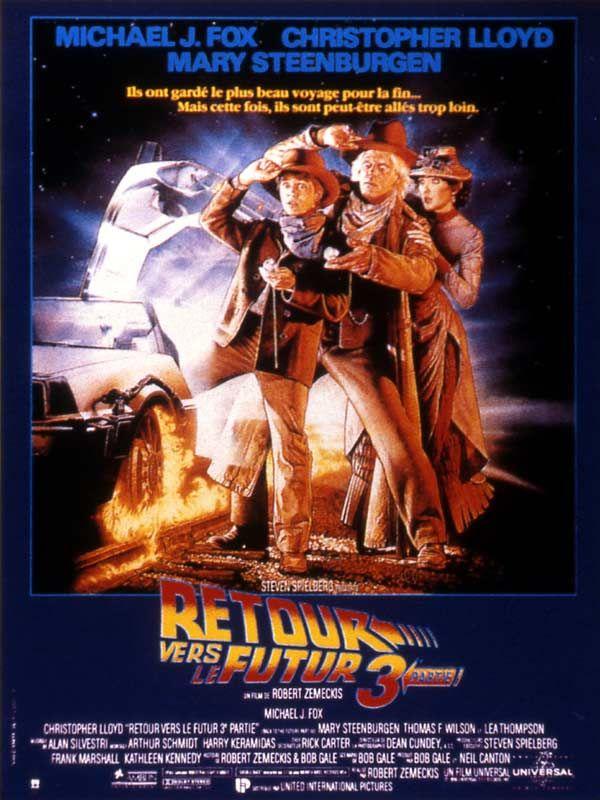 Retour vers le Futur III 1990 MULTi 1080p Bluray mkv