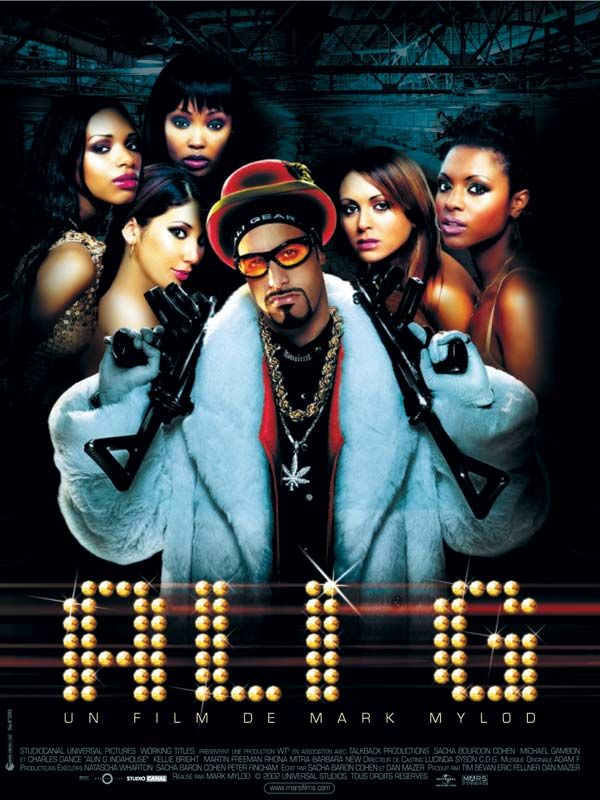 Ali G Indahouse 2002 French 1080p BluRay Remux ISO Mpeg-4 Dolby Digital FreexOptique