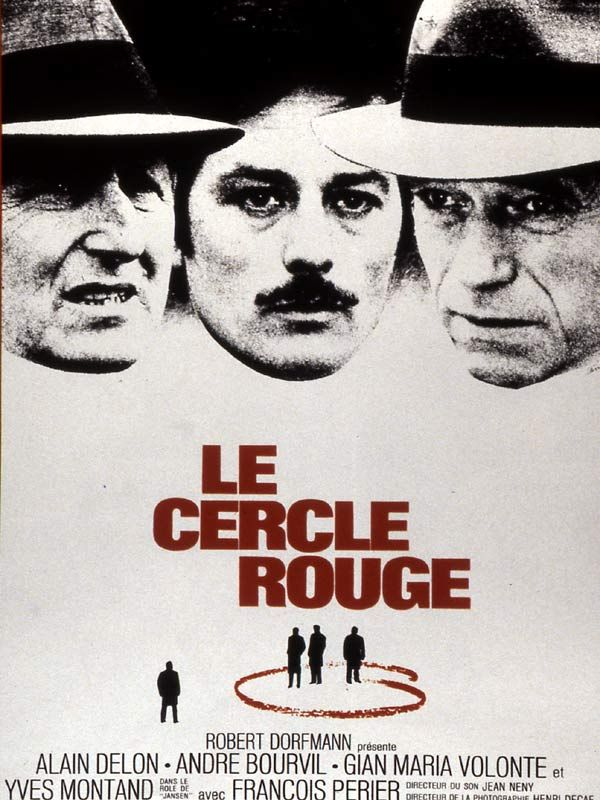 Le Cercle Rouge 1970 TRUEFRENCH 1080p BluRay REMUX AVC-NoTag