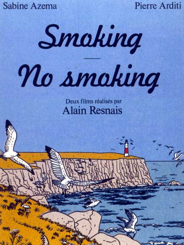 Smoking/No Smoking (1993) [Alain Resnais] DVDRIP X264 AC3 FR Sxk