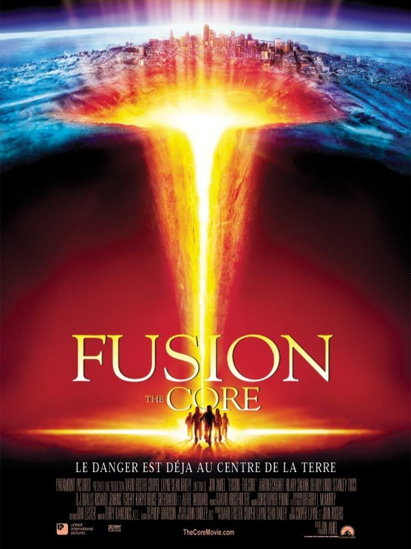 Fusion-The Core Multi True French Full BluRay ISO BDR50 MPEG-4 AVC DTS-HD Master FreexOptique