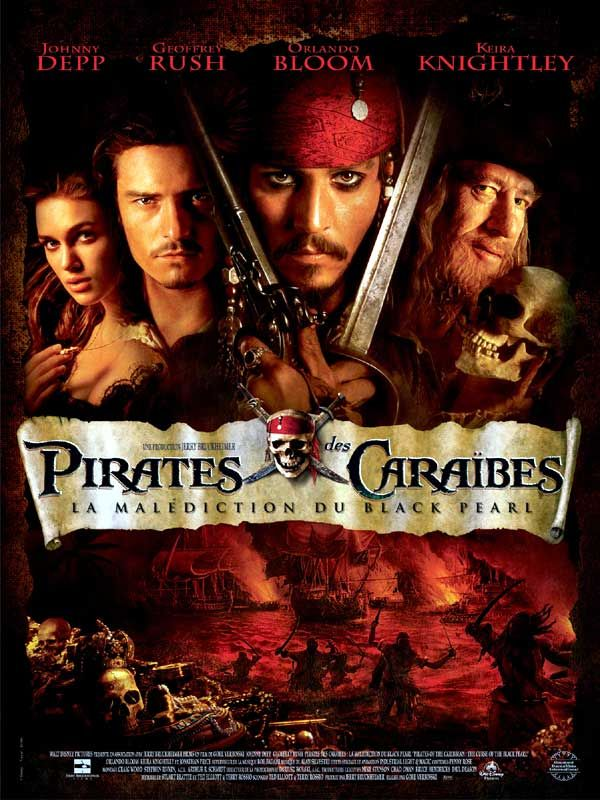 Pirates des Caraïbes La Malédiction du Black Pearl 2003 BluRay Remux True French ISO BDR25 MPEG-4 DTS-ES FreexOptique