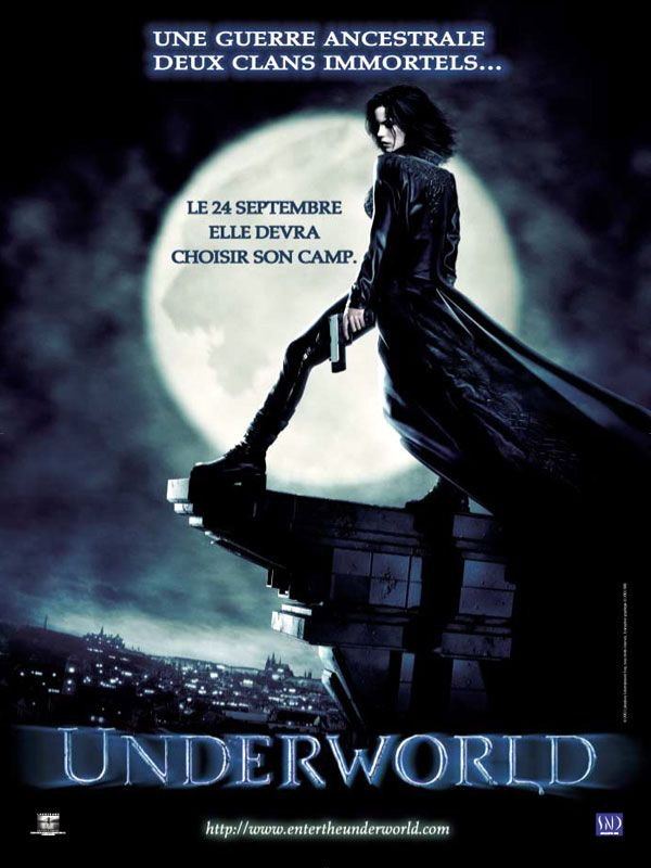 Underworld Pentalogie 2003-2016 TRUEFRENCH HDRIP 1080P AVC H264 MKV THEPONEYCLUB