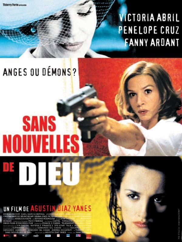 Sans nouvelles de Dieu (Sin noticias de Dios, 2001) [Agustín Díaz Yanes] DVDRIP X264 AC3 VOSTFR REPACK Sxk