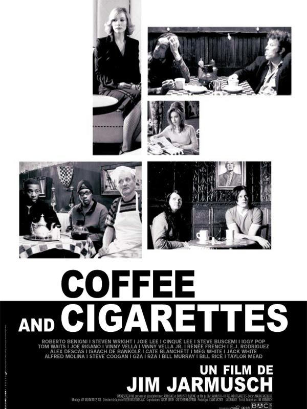 Coffee and Cigarettes(2003)480P VOSTFR Dvdrip H264 AAC