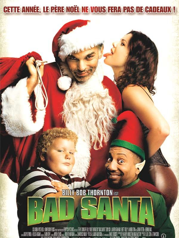 Bad Santa (Méchant Père Noël 2003)FRENCH BDRip XviD-Blouson