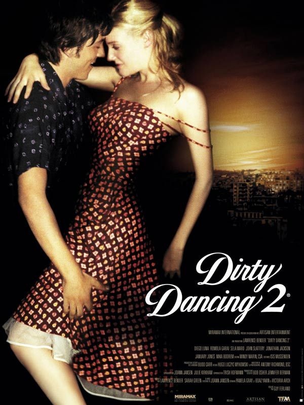 Dirty Dancing 2 (2004) - HDLIGHT 1080p x264 MULTI VFF
