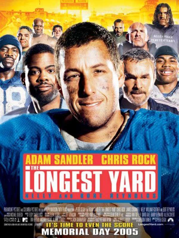 Le Dernier Essai (The Longest Yard)(2005) VFQ HDTV 720p H 264