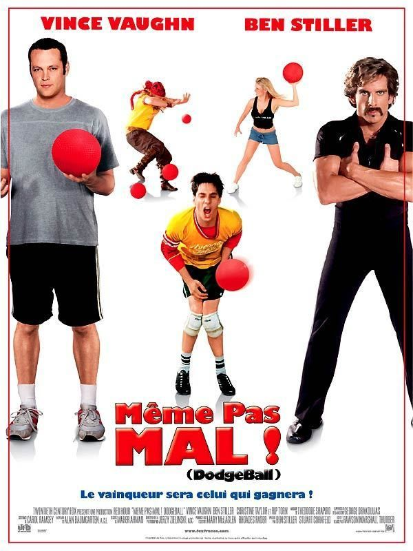 Dodgeball A True Underdog Story 2004 MULTi DVD9 MPEG2-PiCKLES