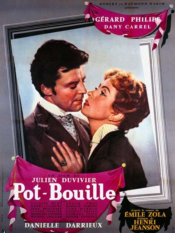 Pot-Bouille 1957 1080p VOF Bluray Remux DTS-HD MA AVC-FtLi