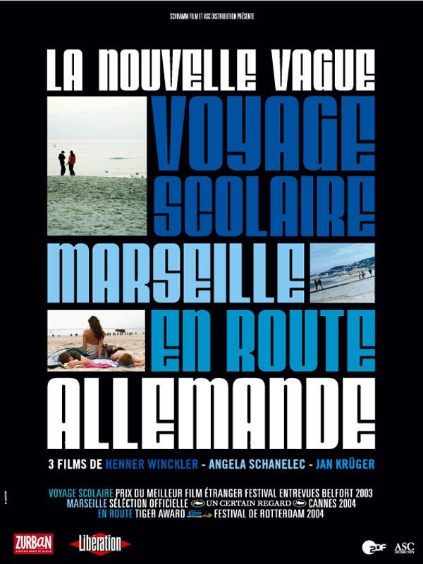 Voyage scolaire (2002) Henner Winckler DVDRip VOstFr XVid mkv - Zebulon