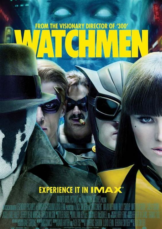 Watchmen 2009 The Ultimate Cut 2160p UHD BLURAY REMUX HDR HEVC MULTI VFF AC3 x265-EXTREME