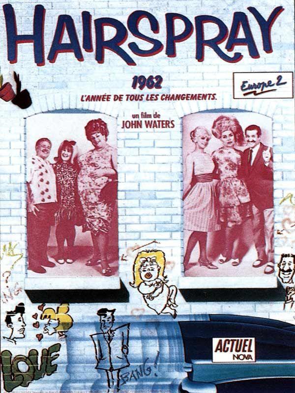 Hairspray 1988 VOST 1080p BluRay H264 DTS 5 1