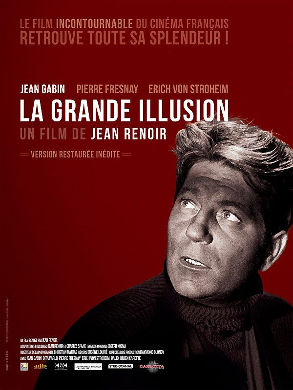 La Grande Illusion [The Grand Illusion 1937 1080p BluRay FLAC2 0 x264-ZQ]