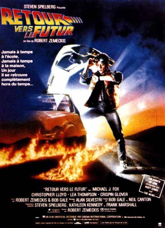 Retour vers le Futur 1985 MULTi 1080p Bluray mkv ( Bonus)