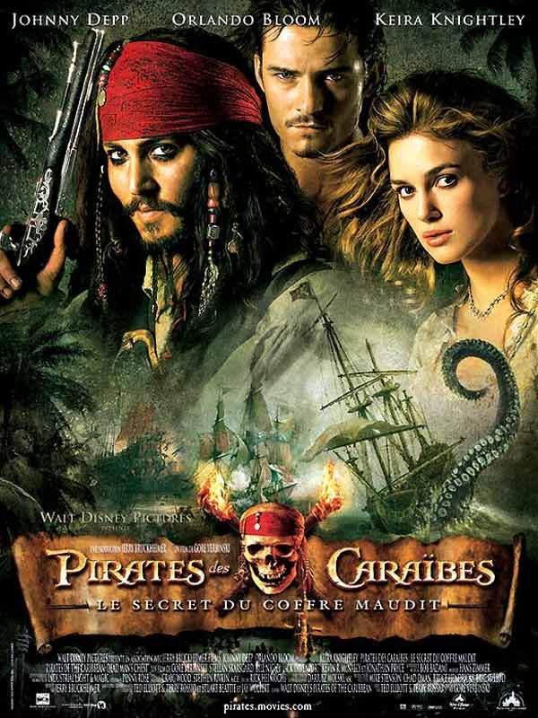 Pirates des Caraïbes Le Secret du coffre maudit 2006 BluRay Remux True French ISO BDR25 MPEG-4 DTS FreexOptique