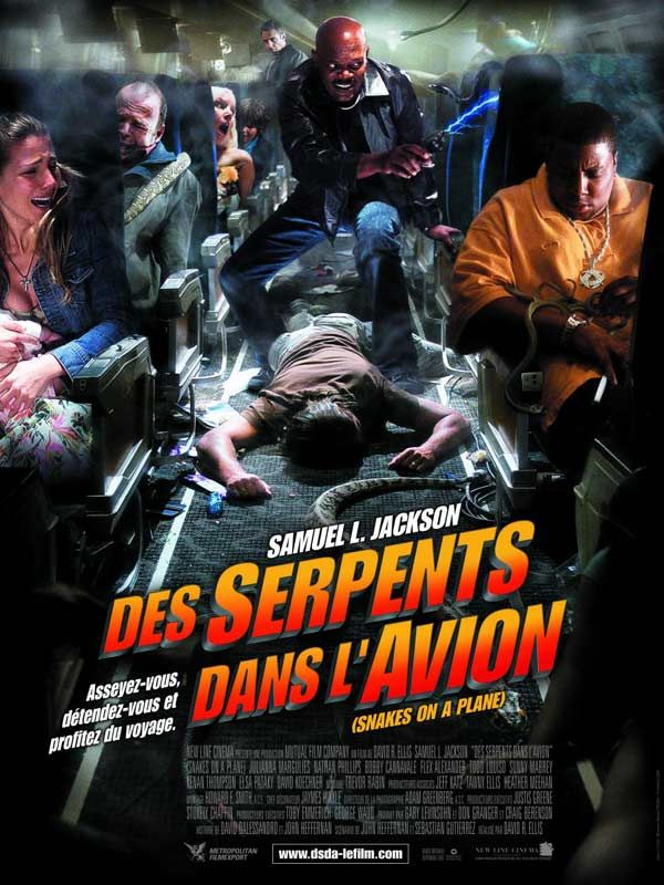 Snakes on a plane 2006 FRENCH DVDrip XviD-NoTag