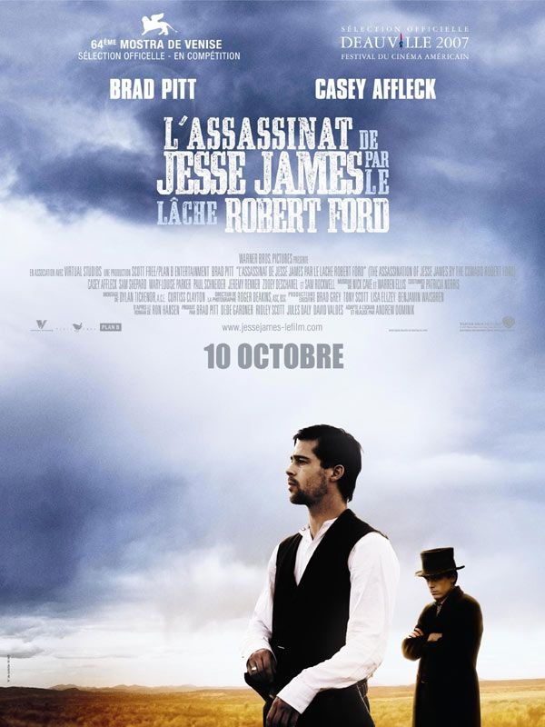 L'Assassinat de Jesse James par le lâche Robert Ford 2007 Multi True French Full BluRay ISO BDR50 VC-1 Dolby Digital FreexOptique
