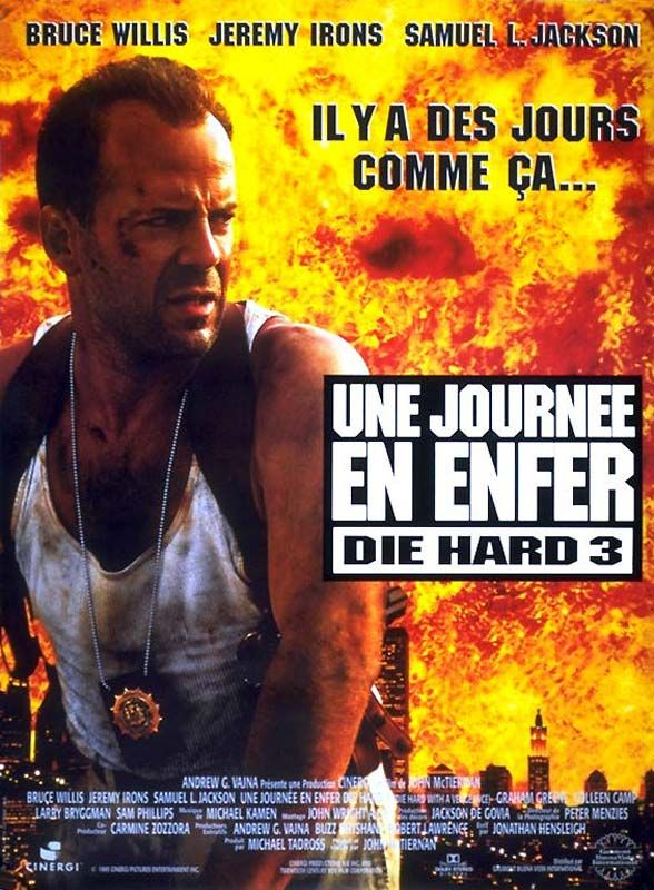 Die Hard With A Vengeance 1995 BluRay 1080p H265 60FPS DTS-HD MA 5 1