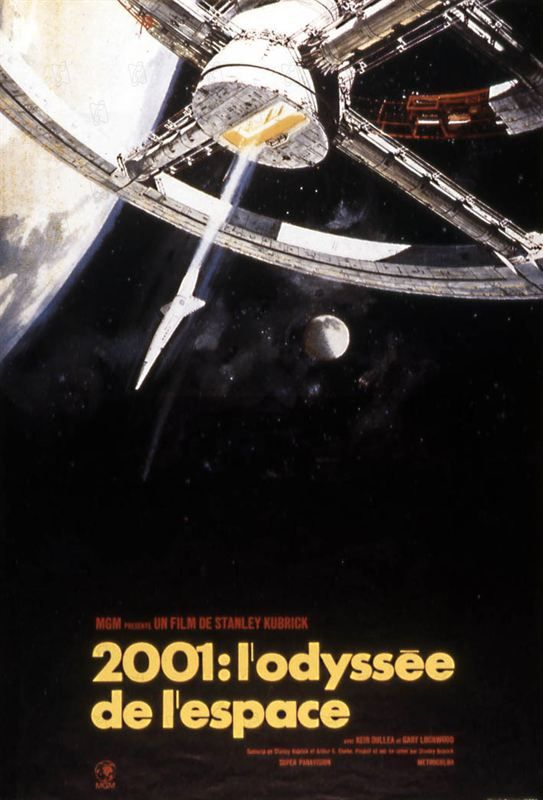 2001 L'Odyssée de l'Espace 1968 VOSTFR BluRayFull VC1