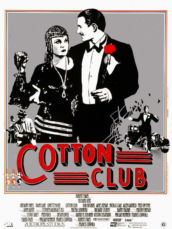 Cotton Club 1984 HDlight 1080p FR EN X264 AAC-mHDgz mkv