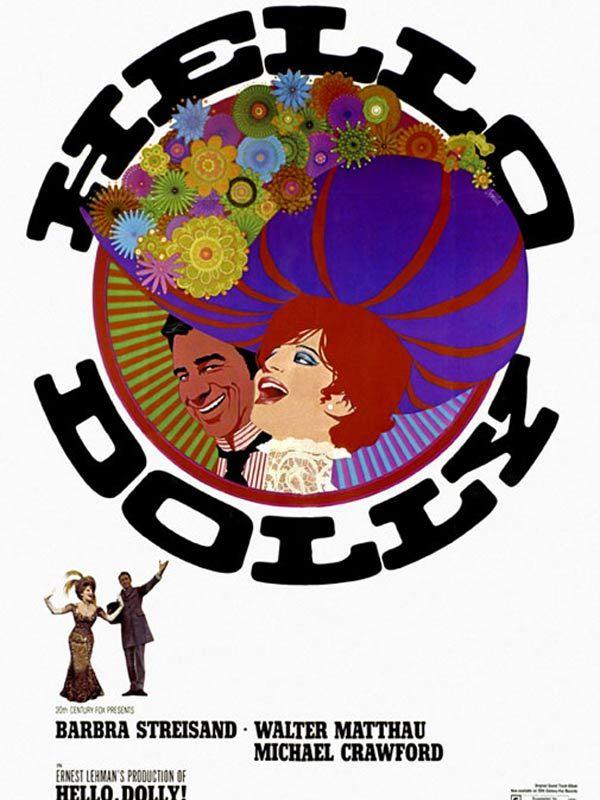 Hello Dolly 1969 HDlight 1080p FR EN X264 AAC-mHDgz