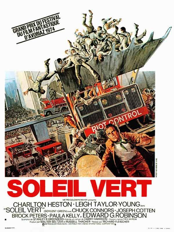 soleil vert 1973 Multi True French Full Blu-Ray 1080p ISO BDR25 MPEG-4 AVC DTS-HD Master FreexOptique