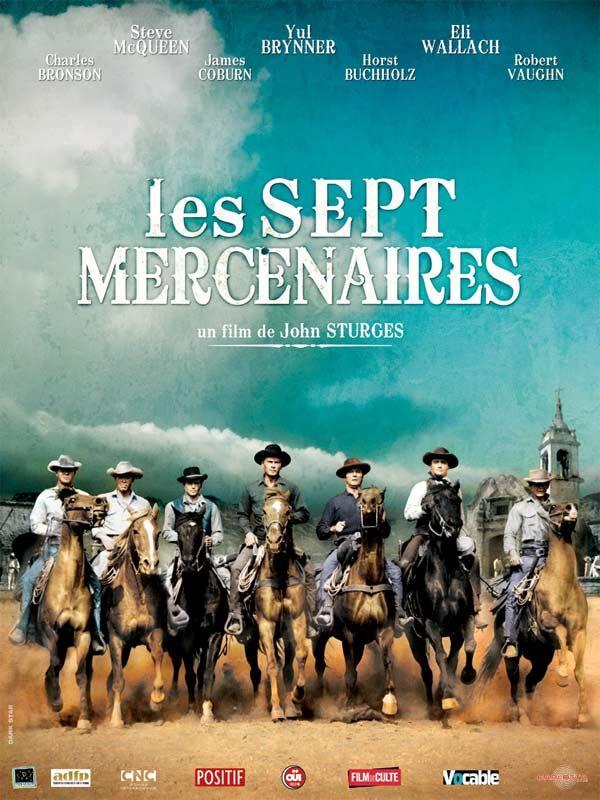 Les sept mercenaires 1960 1080p MULTI TRUEFRENCH BluRay Remux DTS-HD MA AVC-FtLi