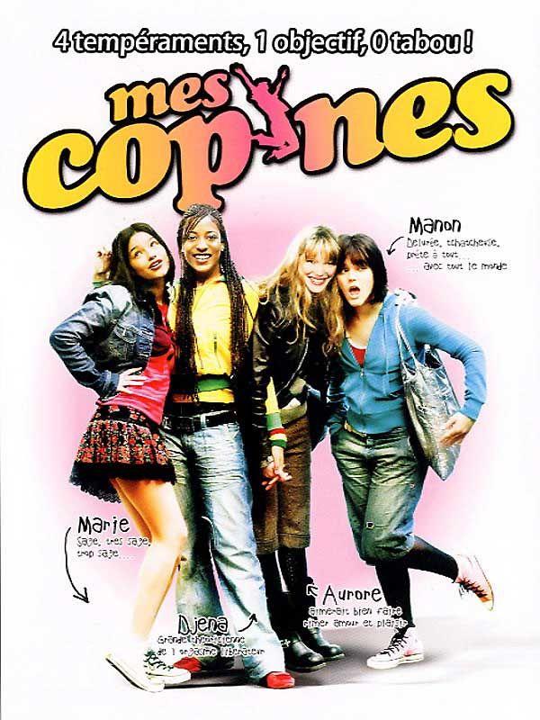 Mes copines 2006 FRENCH 720p HDTV x264-DoTsY