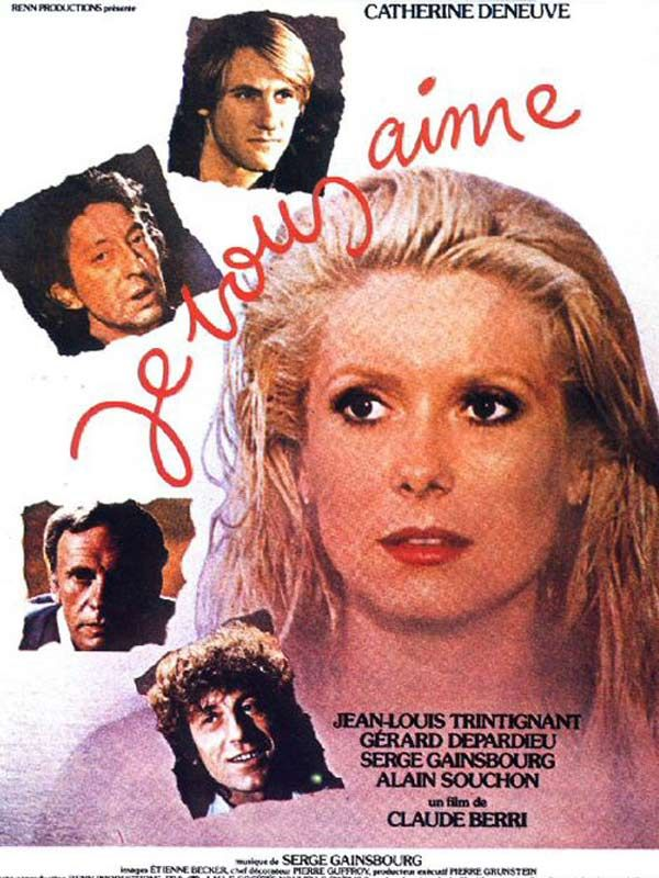 Je Vous Aime 1980 French 1080P HDLight AC3