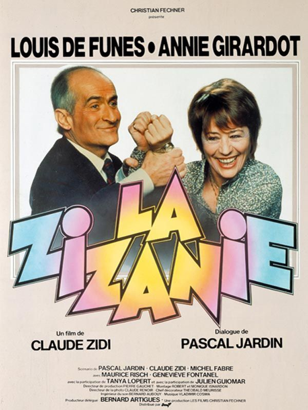 La ZIZANIE 1978 Full BluRay True French ISO BDR25 MPEG-4 AVC DTS-HD Master FreexOptique