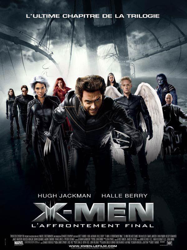 X-MEN THE LAST STAND 2006 DISC BONUS FULL BLURAY ISO MPEG2 480P DD2 0 MPEG-2 VOST