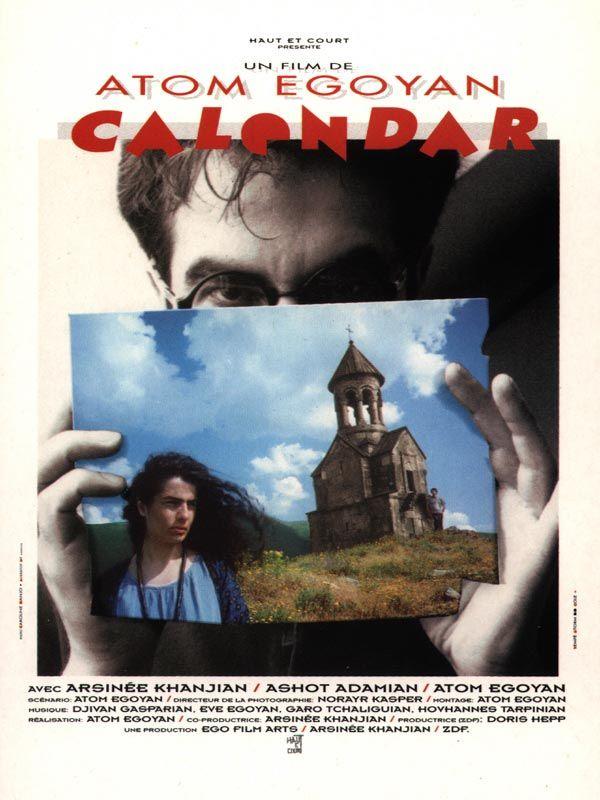 Calendar (1993) Atom Egoyan DVDRip VOstFr XVid mkv - Zebulon